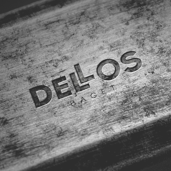 Logo design and website DELLOS