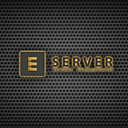 Создание логотипа каталога и баннера E-server