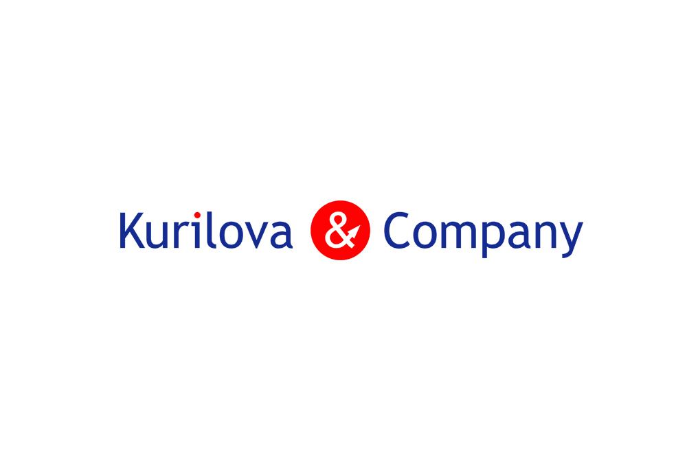 Розробка лого та візитки Kurilova and Company