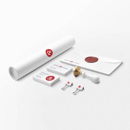 Разработка лого и визитки Kurilova and Company