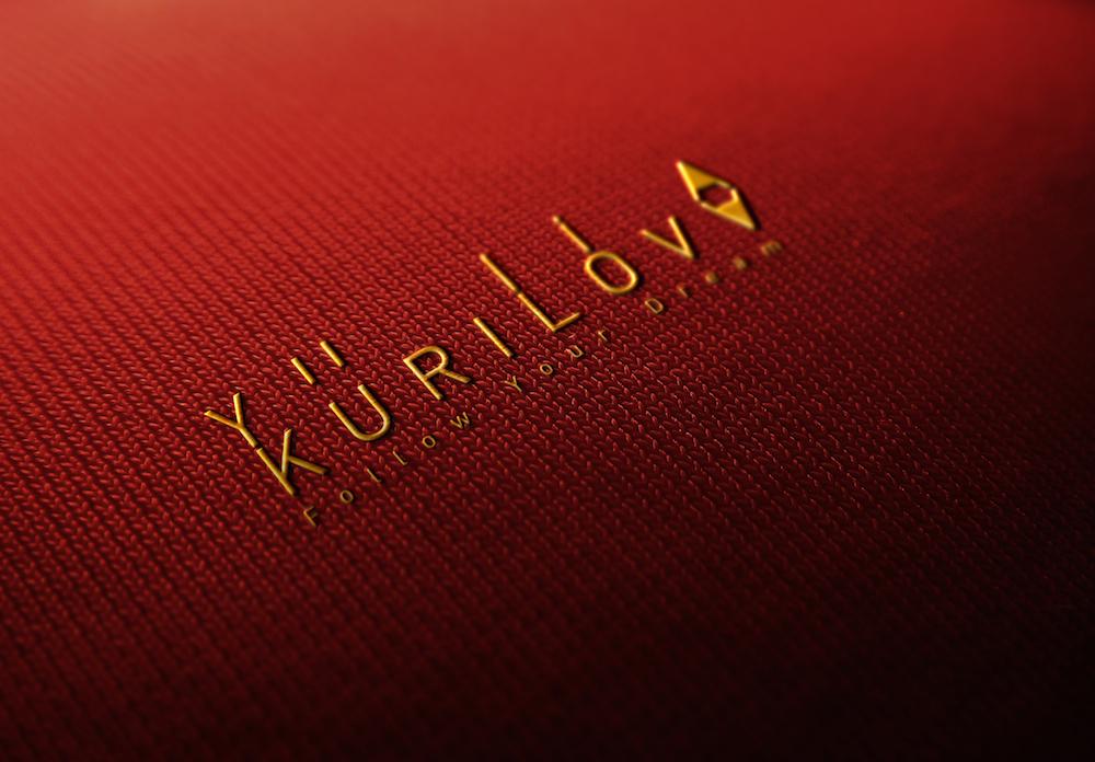 Разработка лого Курилова