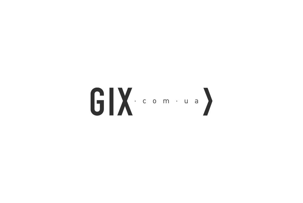 Розробка лого і візиток GIX