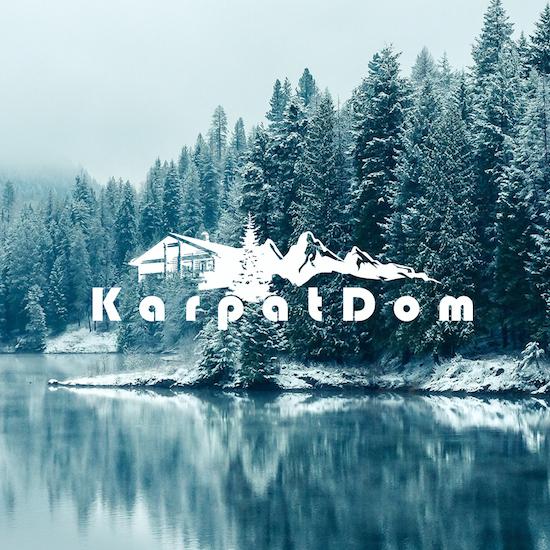 Разработка лого КарпатДОМ