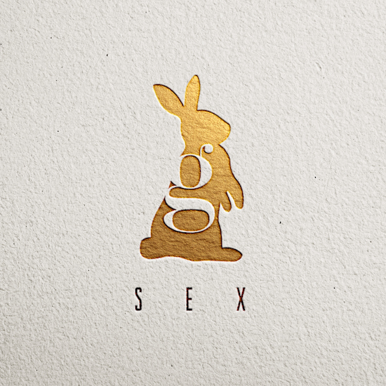 Logo design G-sex