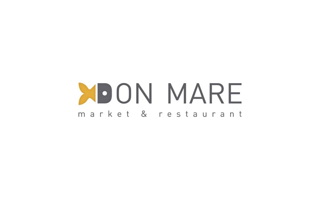 Розробка логотипу та брендбуку Дон Маре
