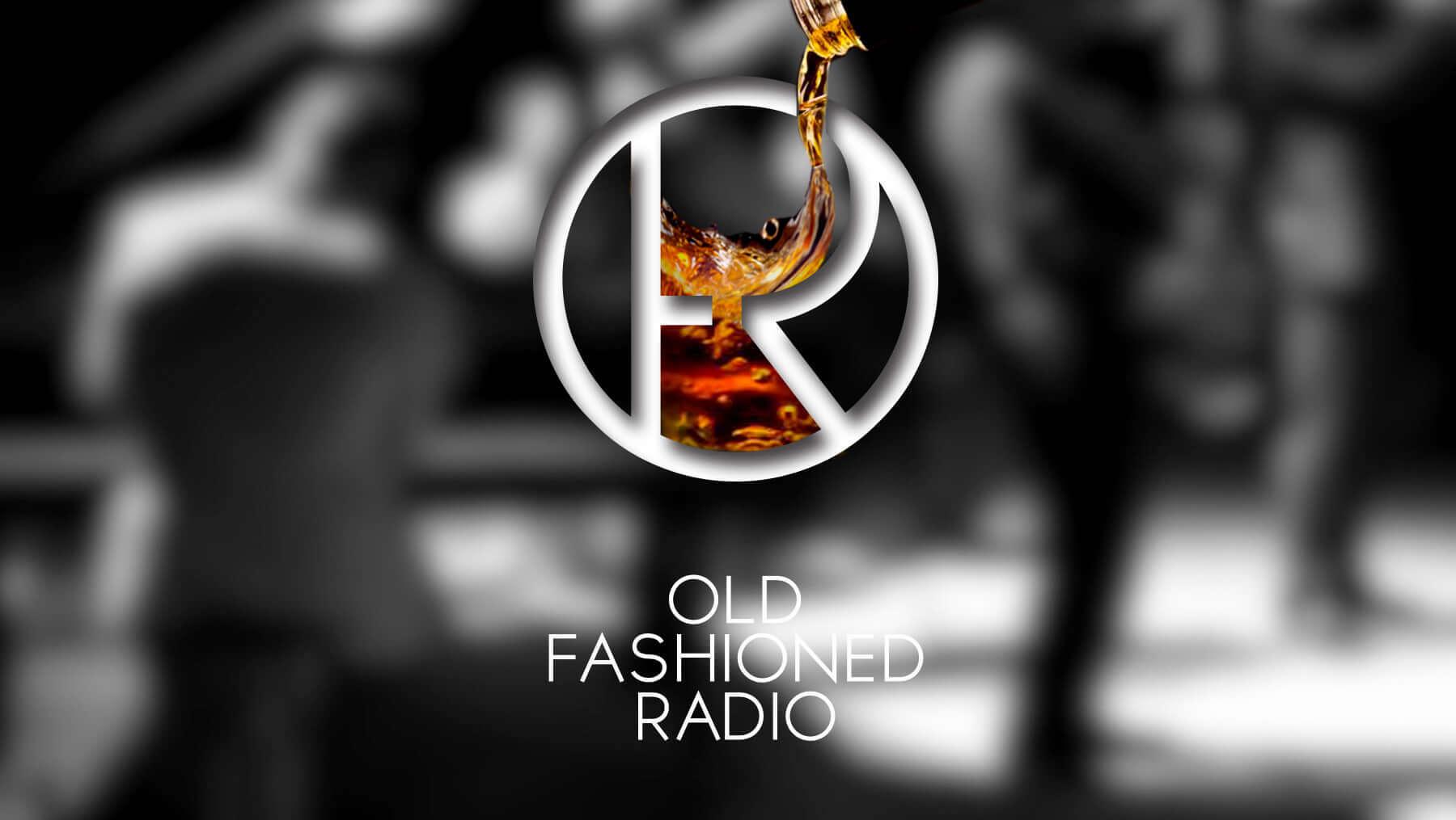 Разработка логотипа OLD FASHIONED RADIO