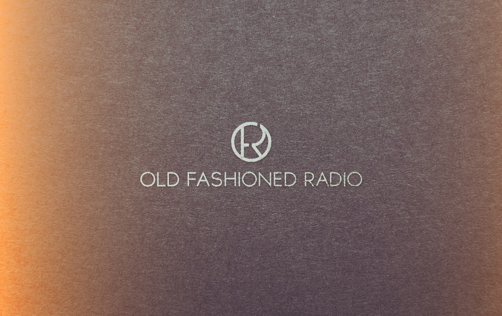 Розробка логотипу OLD FASHIONED RADIO