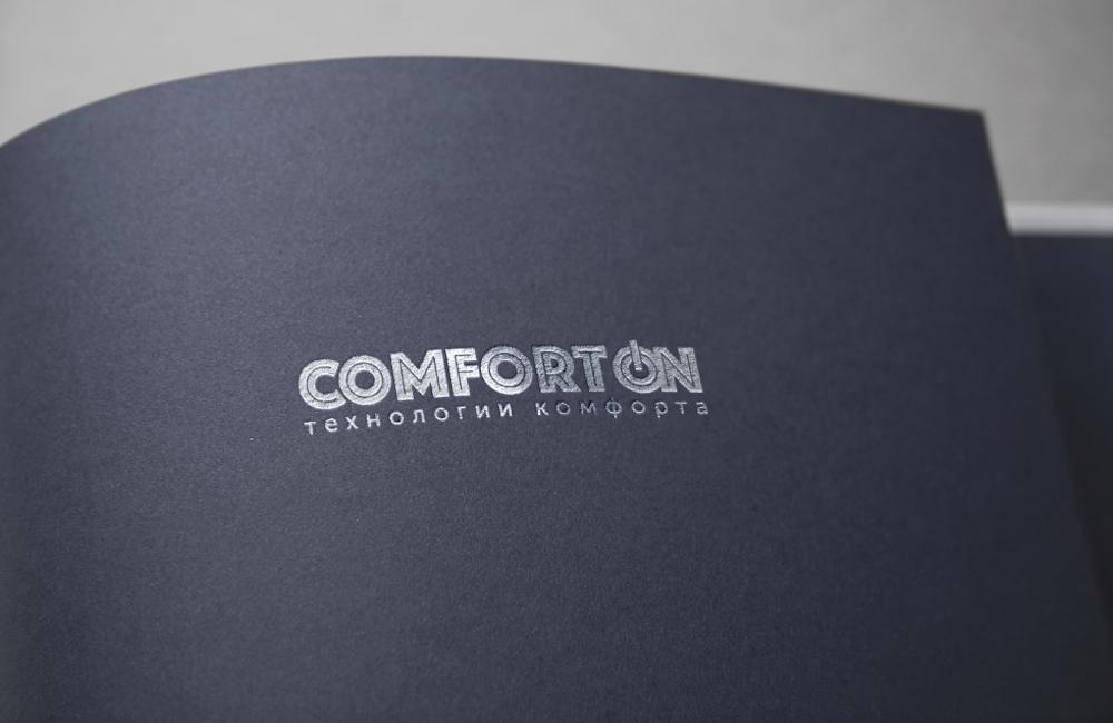 Розробка лого ComfortON