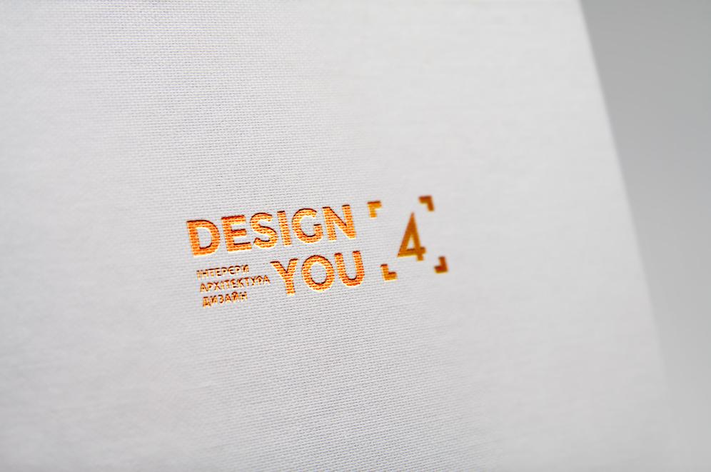 Разработка логотипа D4Y