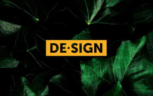 Разработка логотипа DE.SIGN