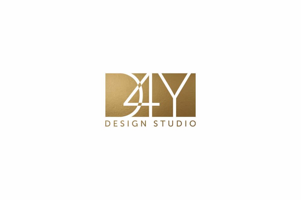 Разработка лого D4Y