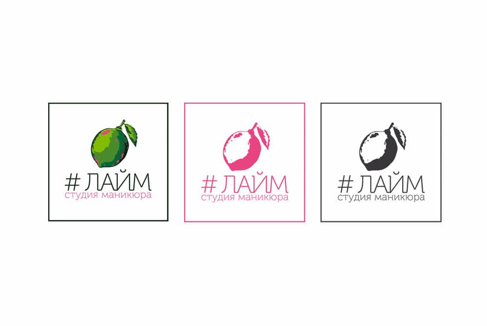 Разработка лого Лайм