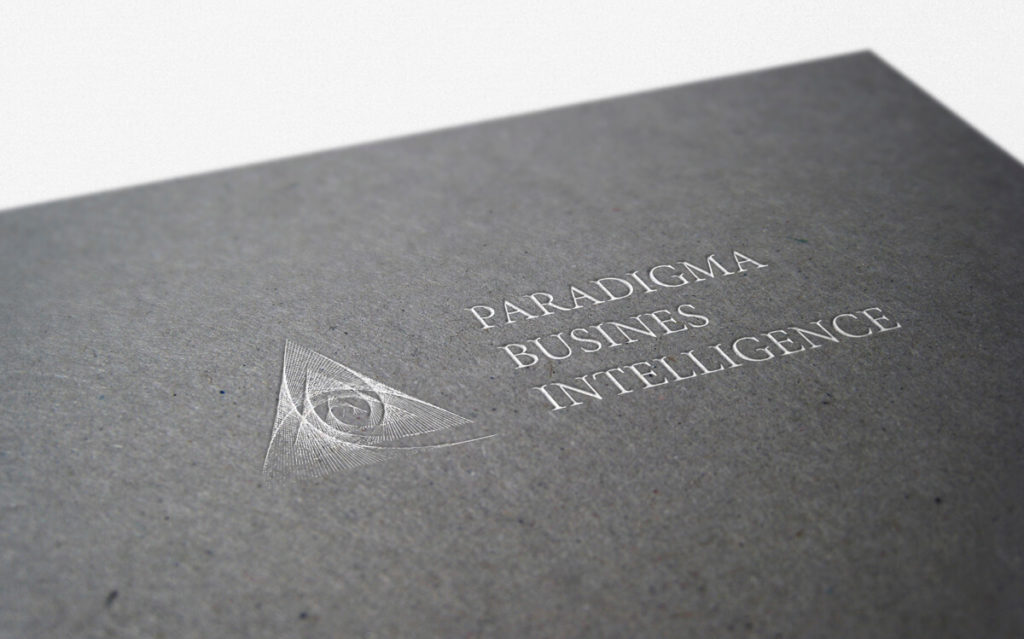 Розробка логотипу Paradigma