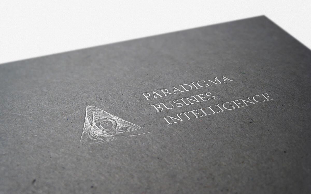 Розробка лого Парадігма