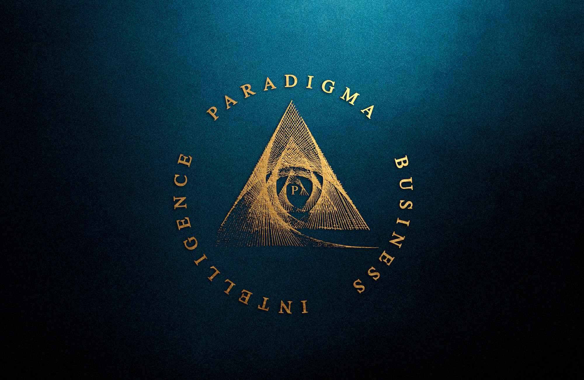 Разработка логотипа Paradigma