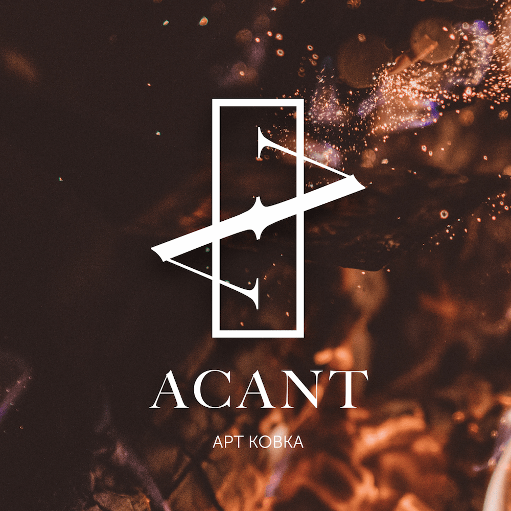 Designing a logo and site for ACANT
