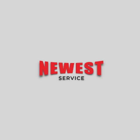 Розробка логотипу та сайта NEWEST