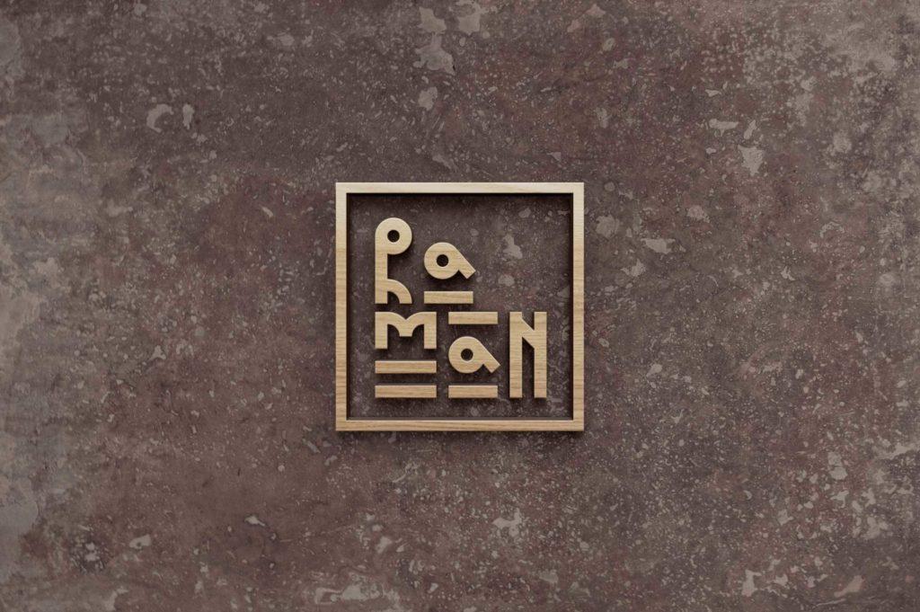 Розробка логотипу для RAMAN