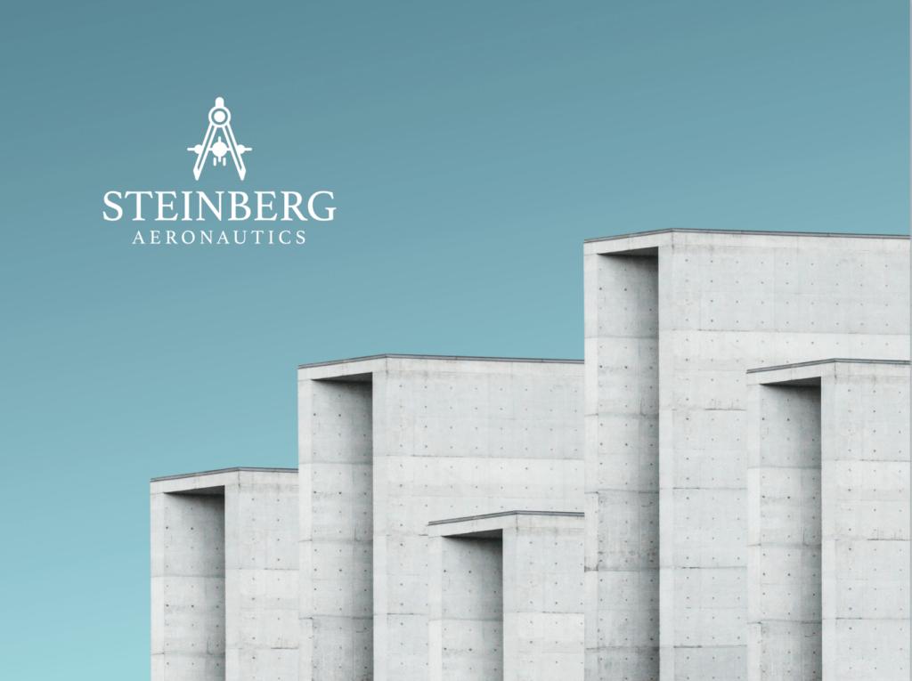 Розробка логотипу STEINBERG AERONAUTICS