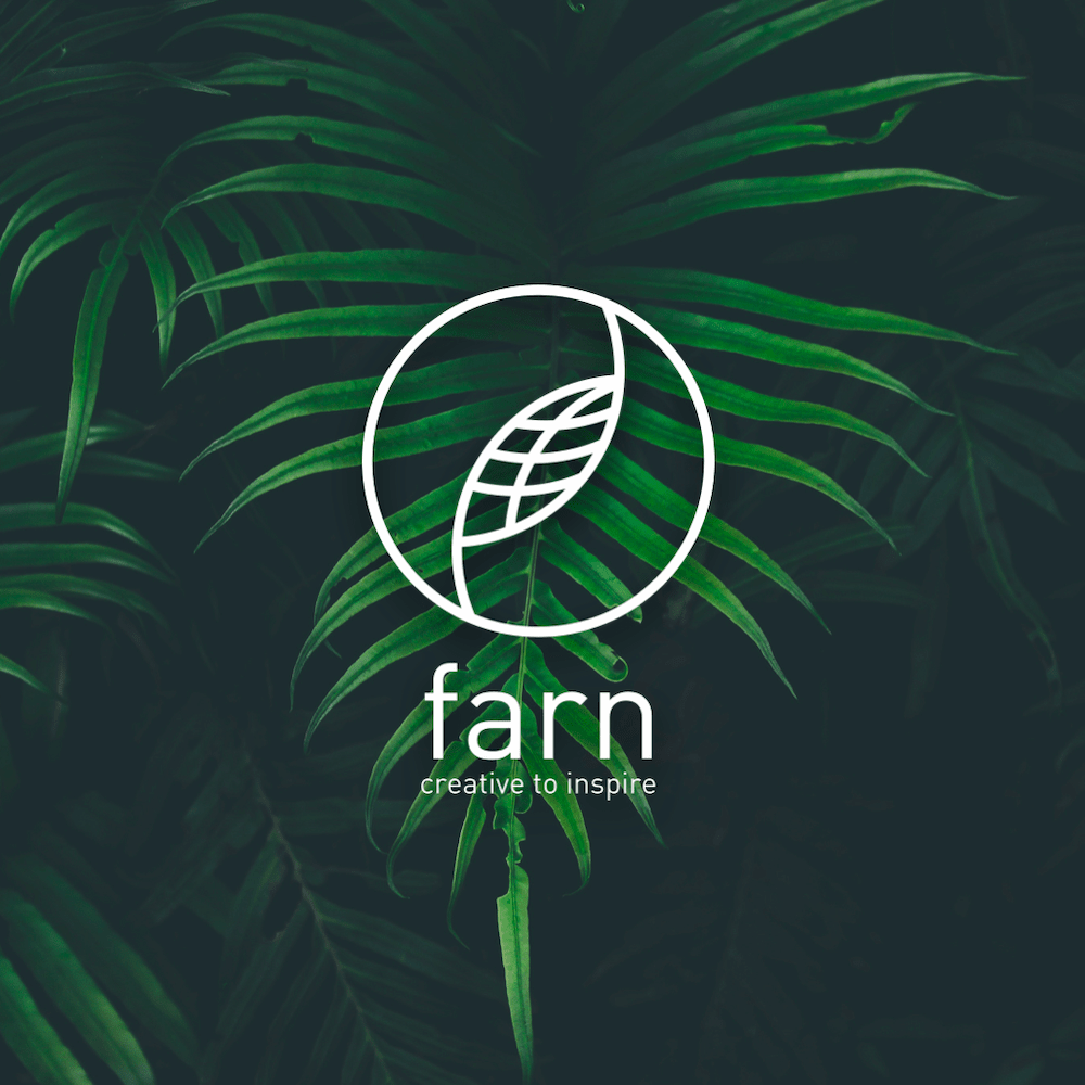 Redesign of logo, brand and site for FARN