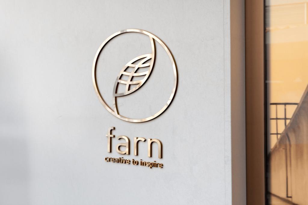 Разработка, создание логотипа FARN