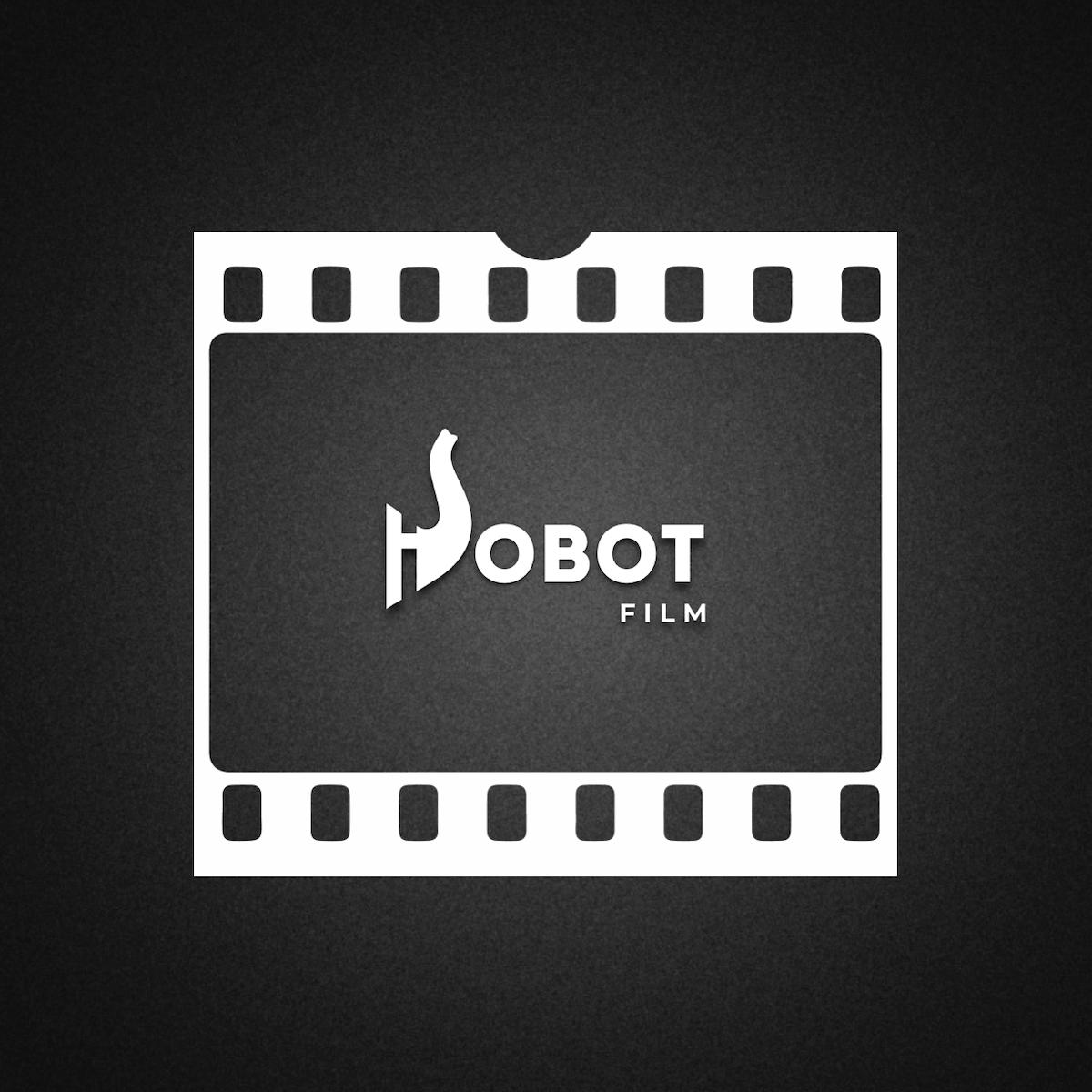 Logo, brand and website development for Hobot Film