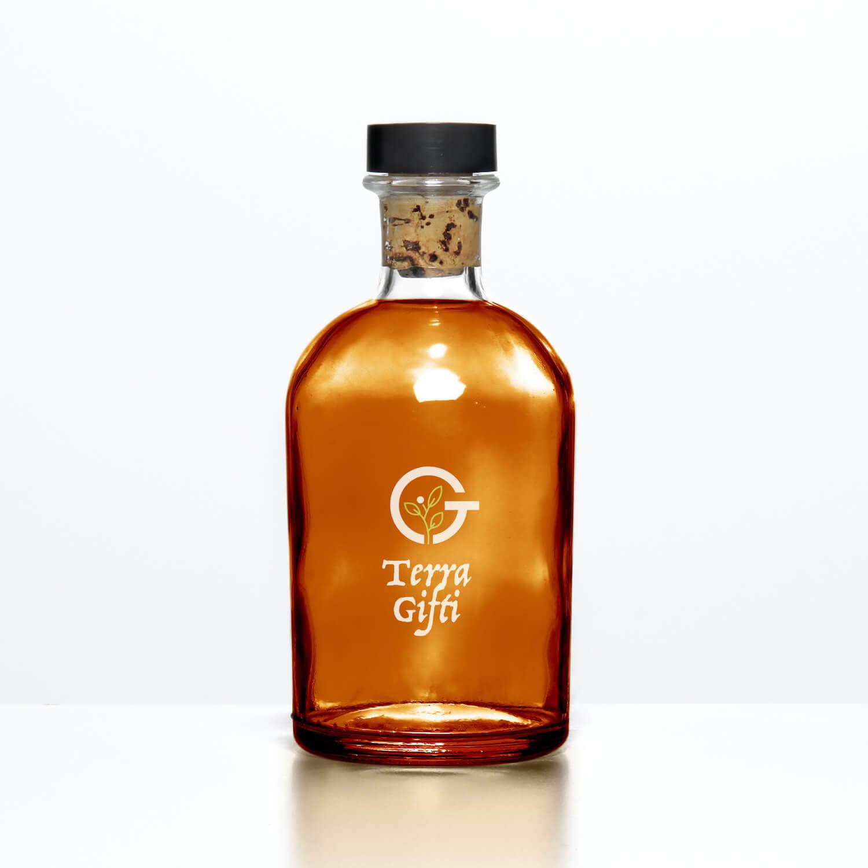 Разработка логотипа, этикетки, сайта для компании Terra Gifti