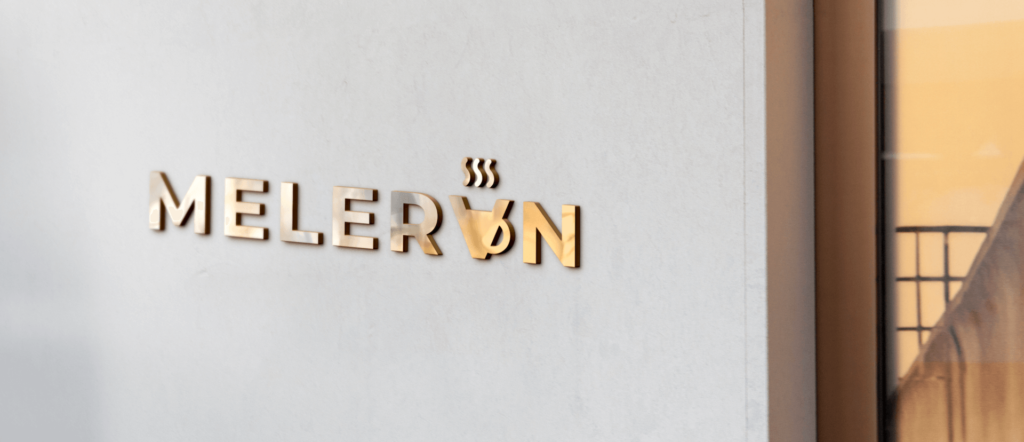 Разработка логотипа МЕЛЕРАН